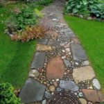 Easy and Cheap Garden Path Ideas