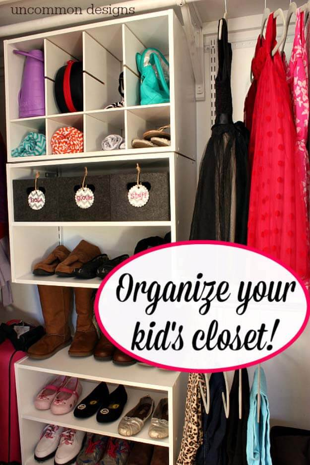 Operation Closet Organization