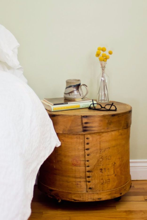 Cheesebox Nightstand