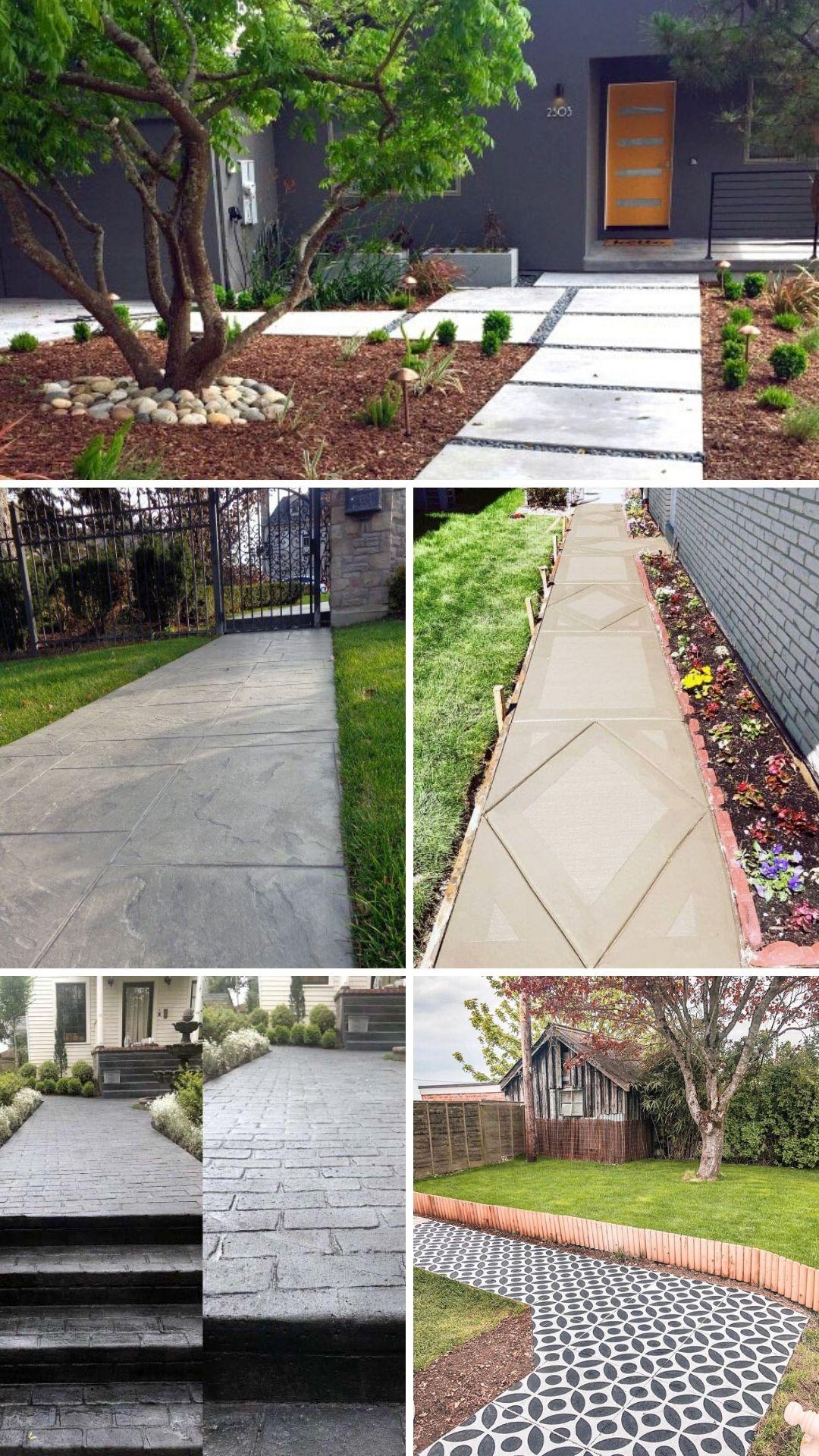46 Easy Cheap Garden Path Ideas For Your Beautiful Garden