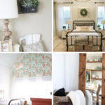 40 DIY Farmhouse Decor Ideas For Your Bedroom