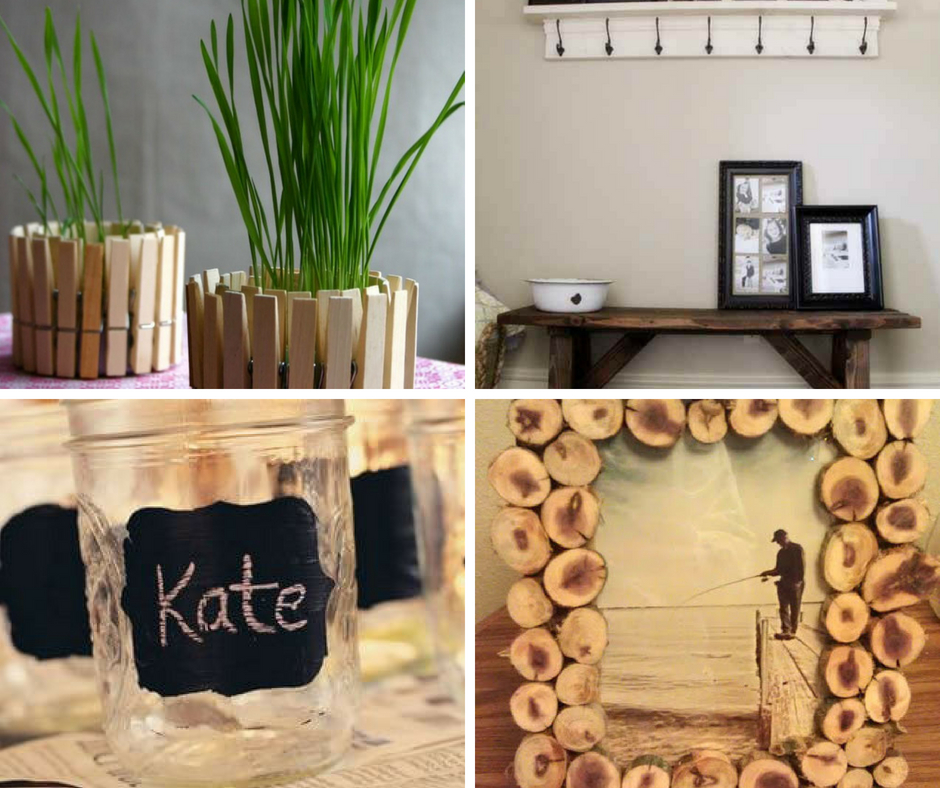 31+ Rustic DIY Home Decor Ideas For Your Lovely House - DIY ...