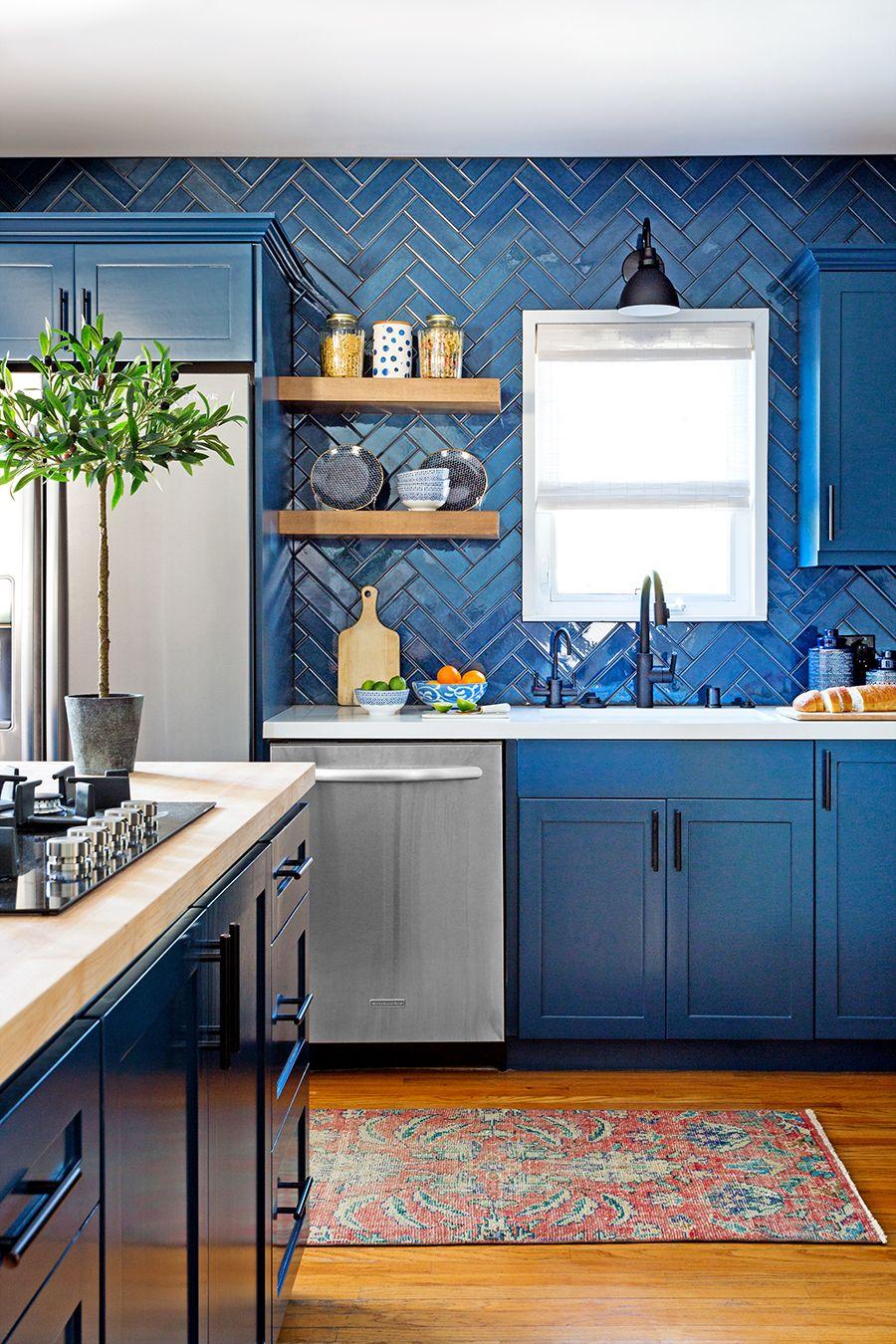 30+ Unique Kitchen Backsplash Ideas: Add a Creative Twist ...