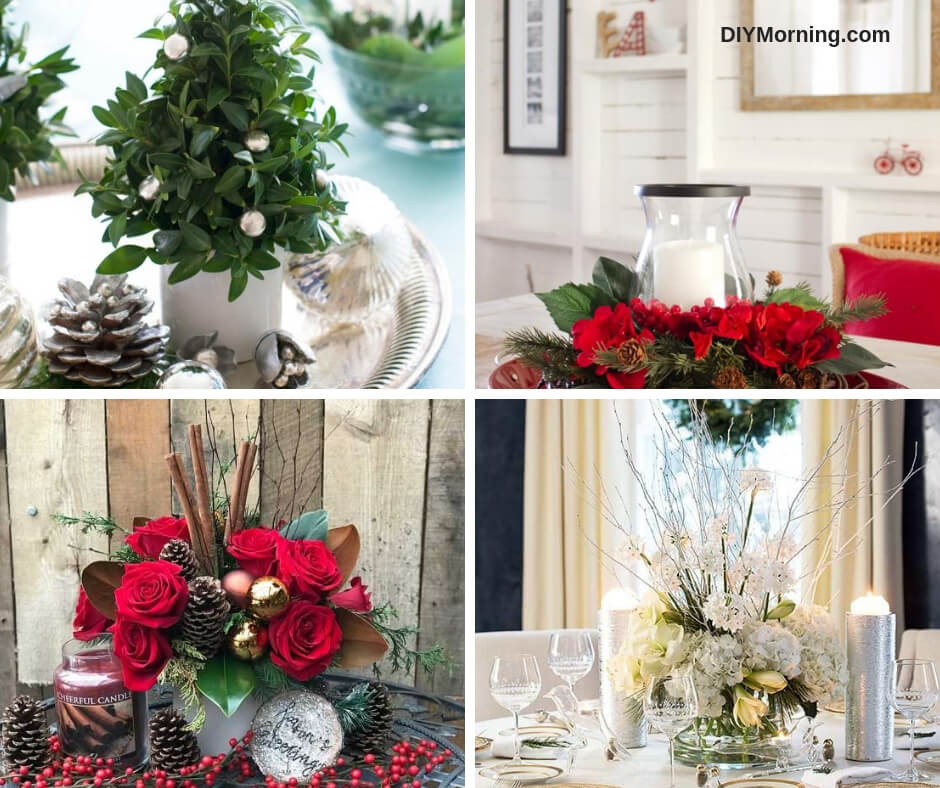 Best Holiday Centerpiece Design – Architectural