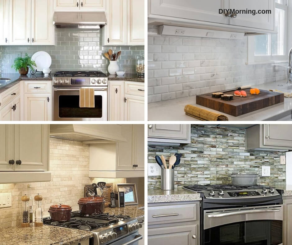 30+ Unique Kitchen Backsplash Ideas: Add A Creative Twist