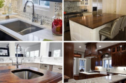 Kitchen Countertop Ideas: Selecting Durable Countertop Materials for the Kitchen