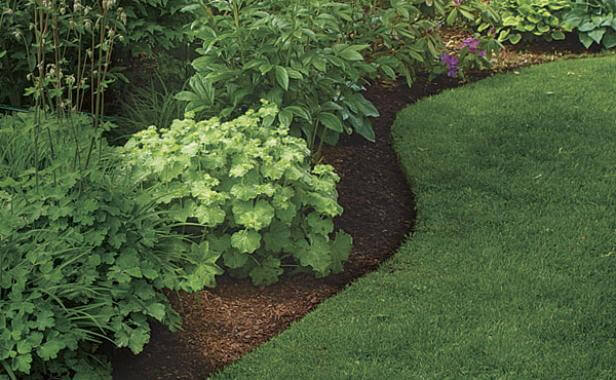 Trench Edging | Garden Edging Ideas | DIYMorning.com