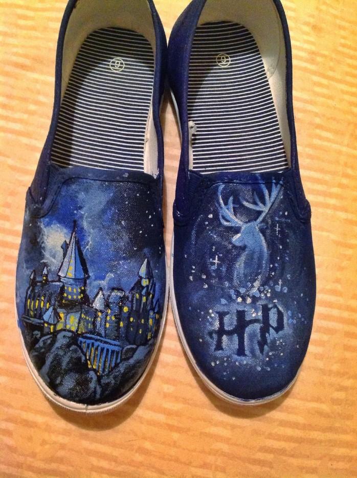 Harry Potter Tennis