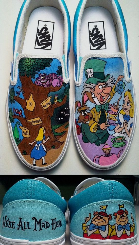 Alice's Tennis in Wonderland