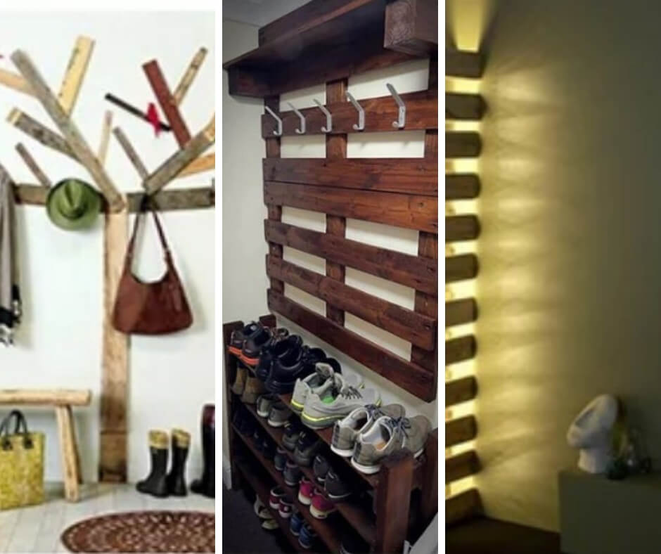 10 Creative Ideas To Decorate Your Room Using Old Pallets Diy Morning