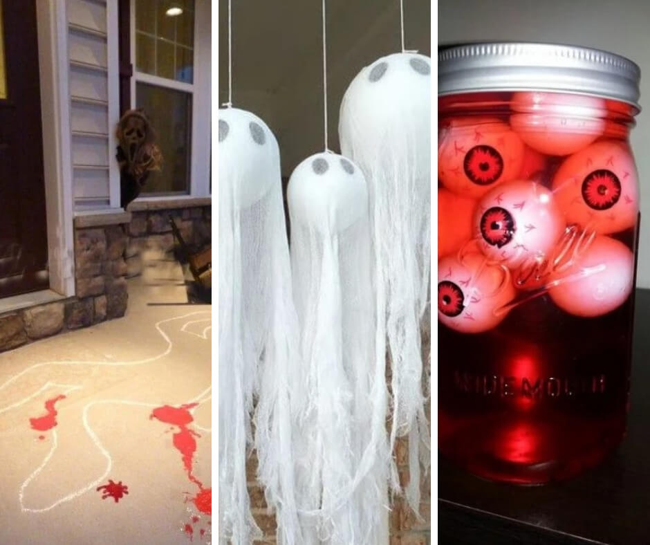 15 Incredible ideas to turn your house into the best and most spooky house of terror