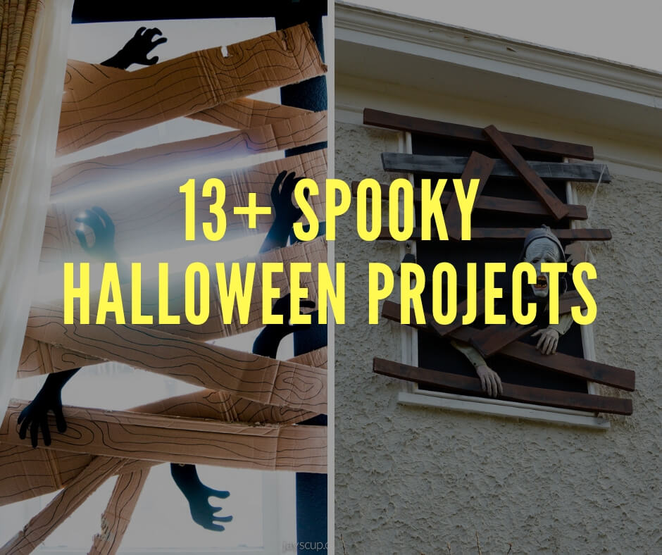20+ Scary Halloween Ideas That Will Impress Your Guests