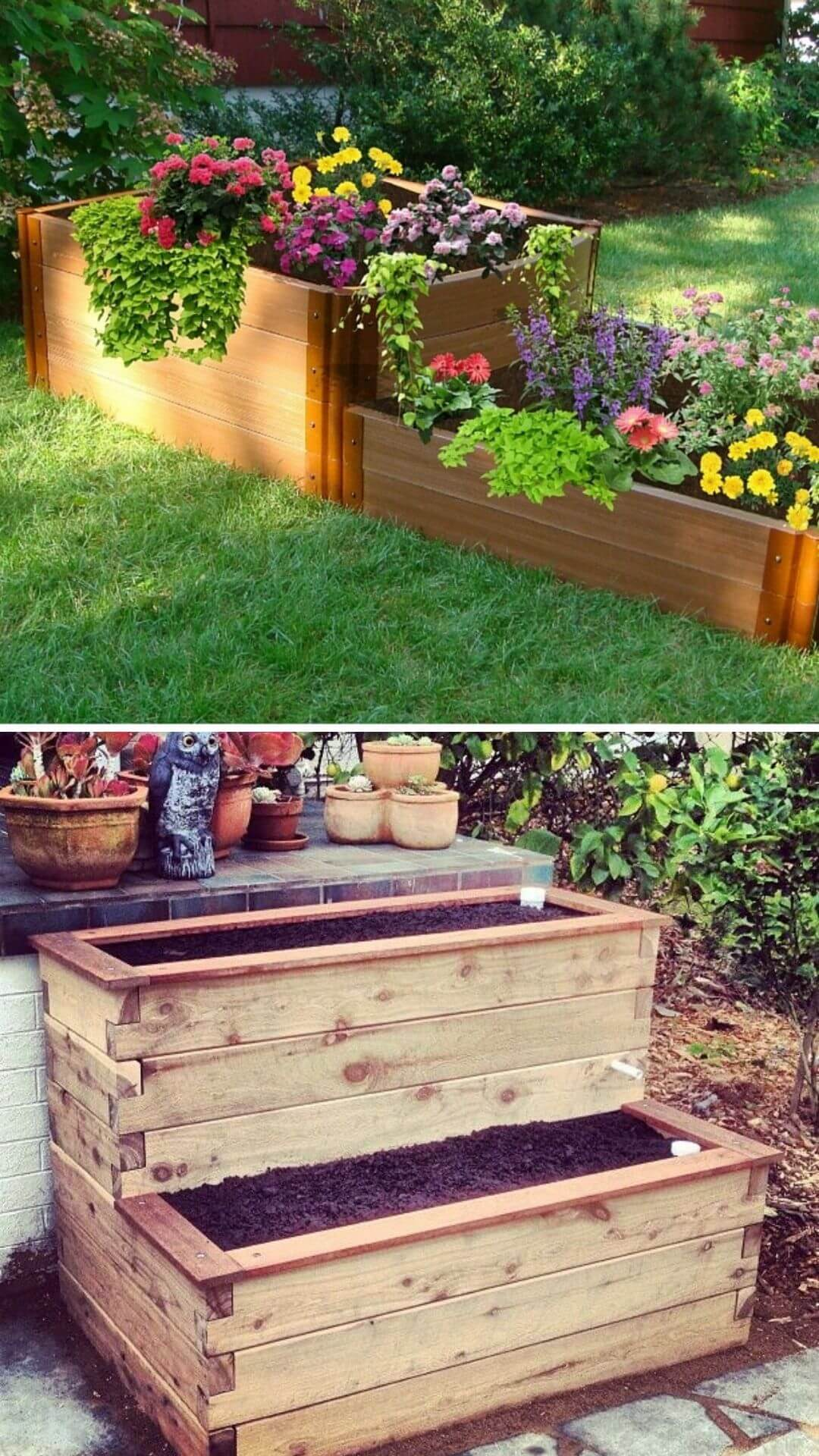 15+ Clever DIY Raised Garden Bed Ideas & Plans For Urban ...