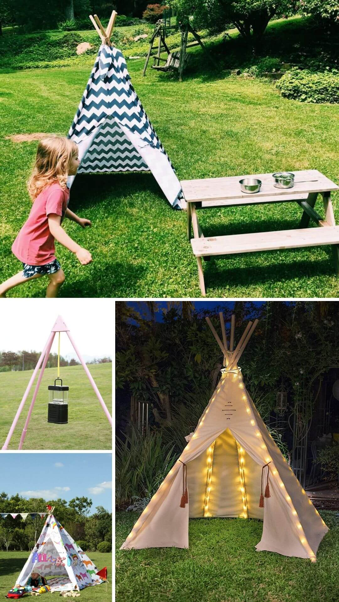 30+ Awesome Fun DIY Backyard Projects This Summer (Kid ...
