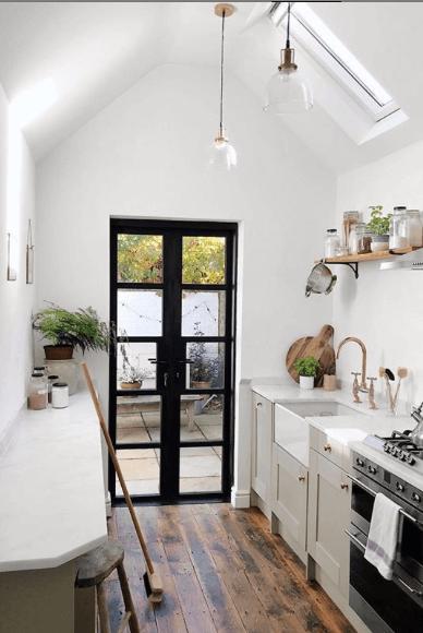 47 Best Galley Kitchen Designs: 41+ Best Galley Kitchen Designs & Ideas For Rooms Of All