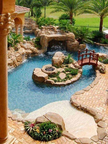 How To Build A Garden Pond: Here are 35+ Beautiful ...