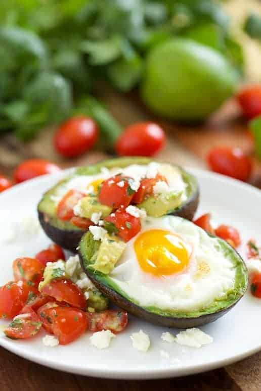 Use avocados when you don't want to do the dishes