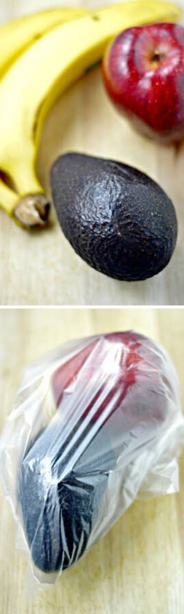 Can't wait for those avocados to ripe?