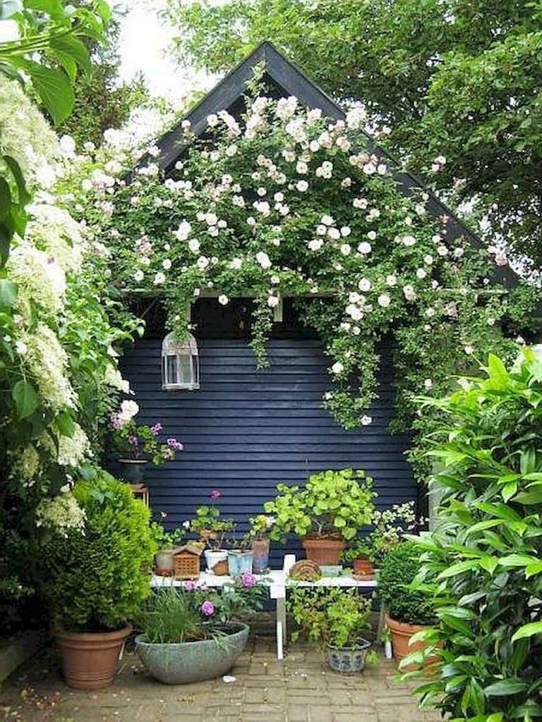 Best cottage style garden ideas for landscaping #10
