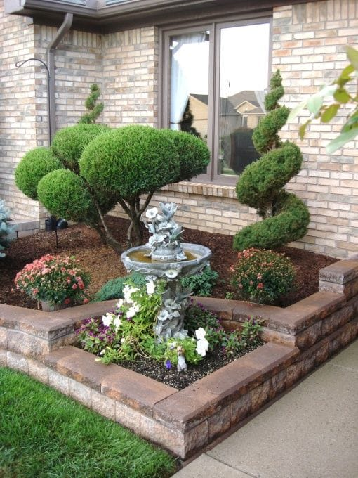 Best Front Yard Landscaping Ideas and Designs For Your House #11