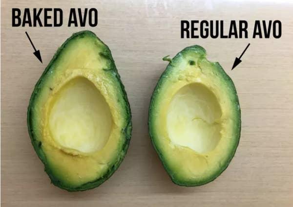 Quick way to ripe that avocado