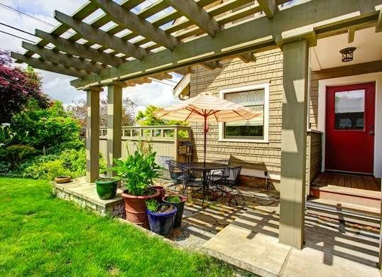 Best backyard landscaping ideas #11