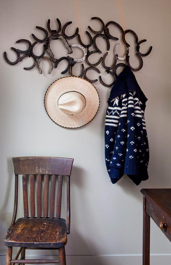 Coat and Hat hanger