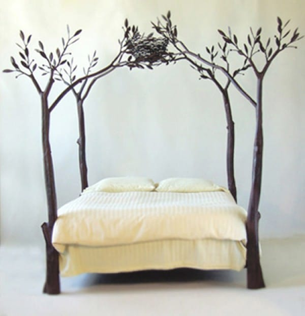 The Magical Nest Tree Bed