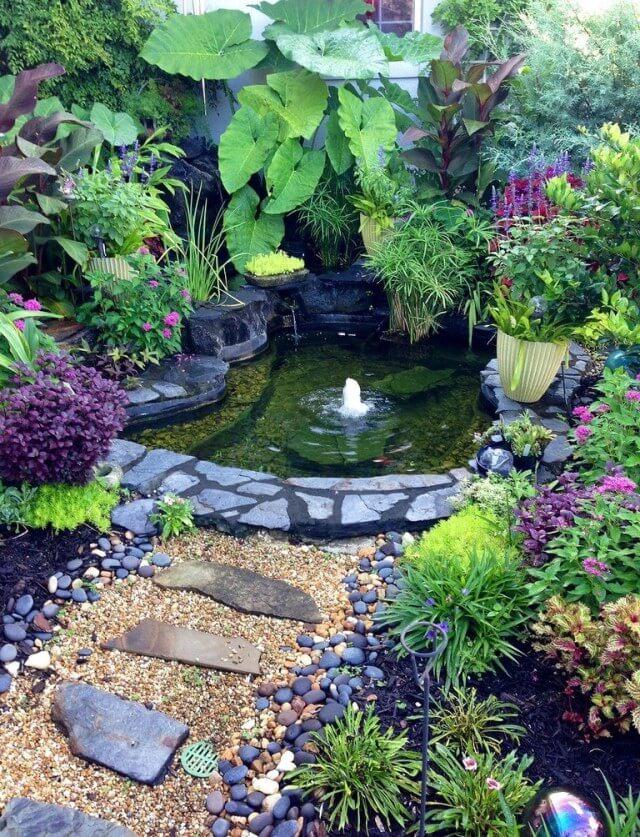Aquatic Polyculture: 30+ Inspiring Modern Backyard Pond Ideas