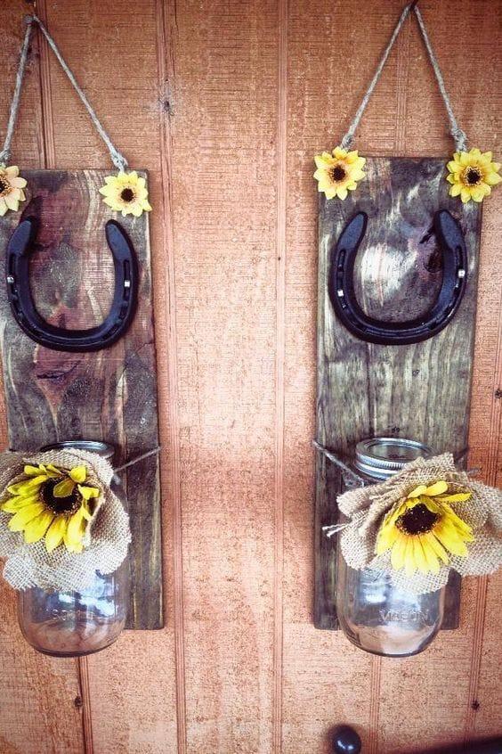 Flower Jar Holders