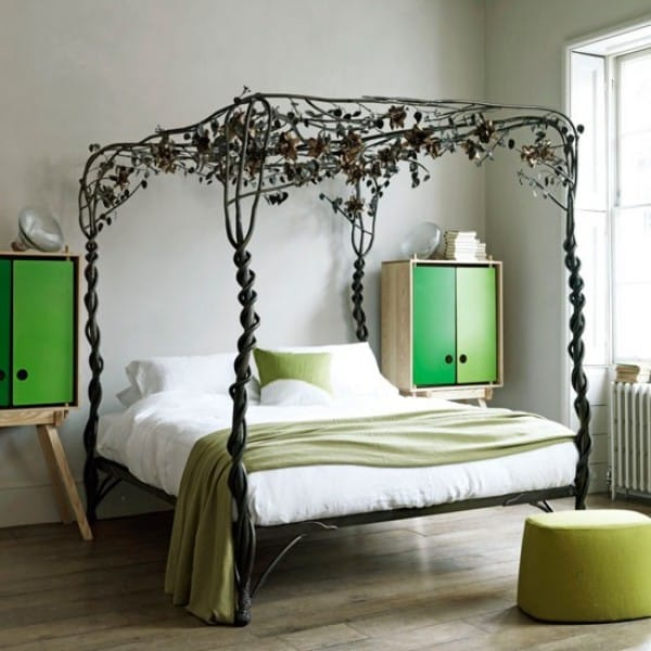 The Magical Vine Tree Bed