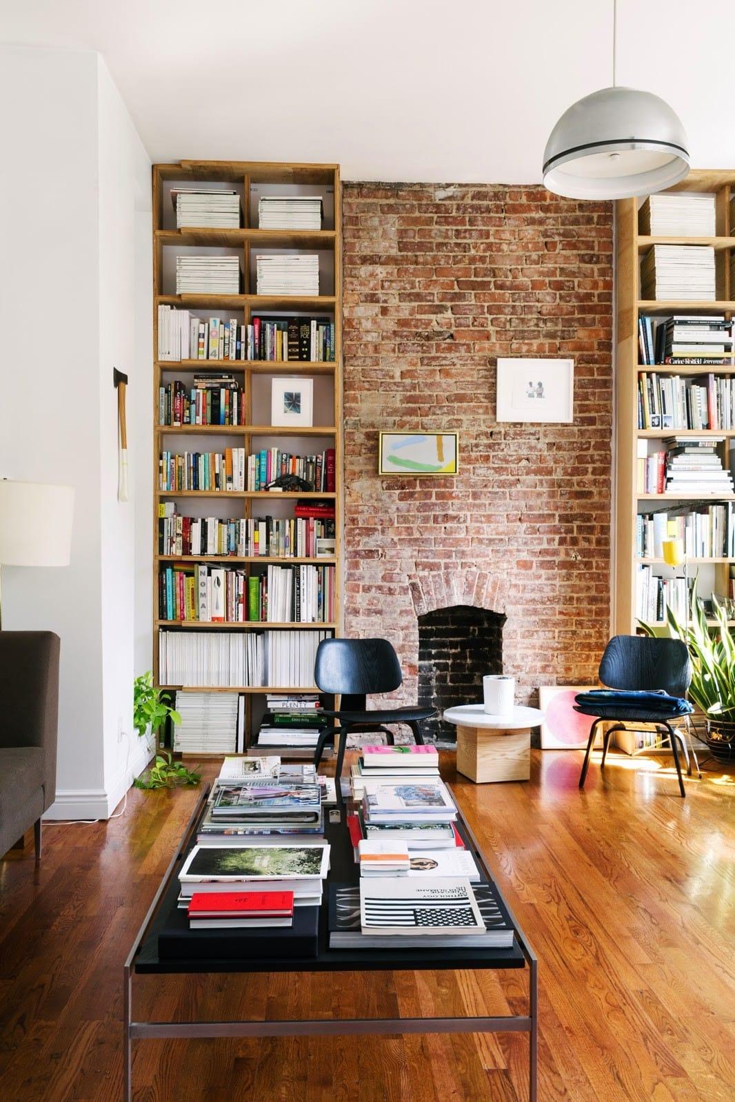 Brick Wall Library