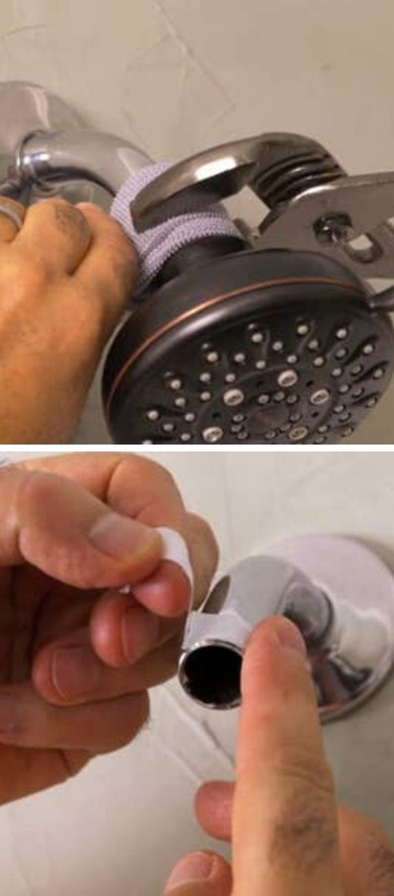 Save money and save your old shower head from all that strain
