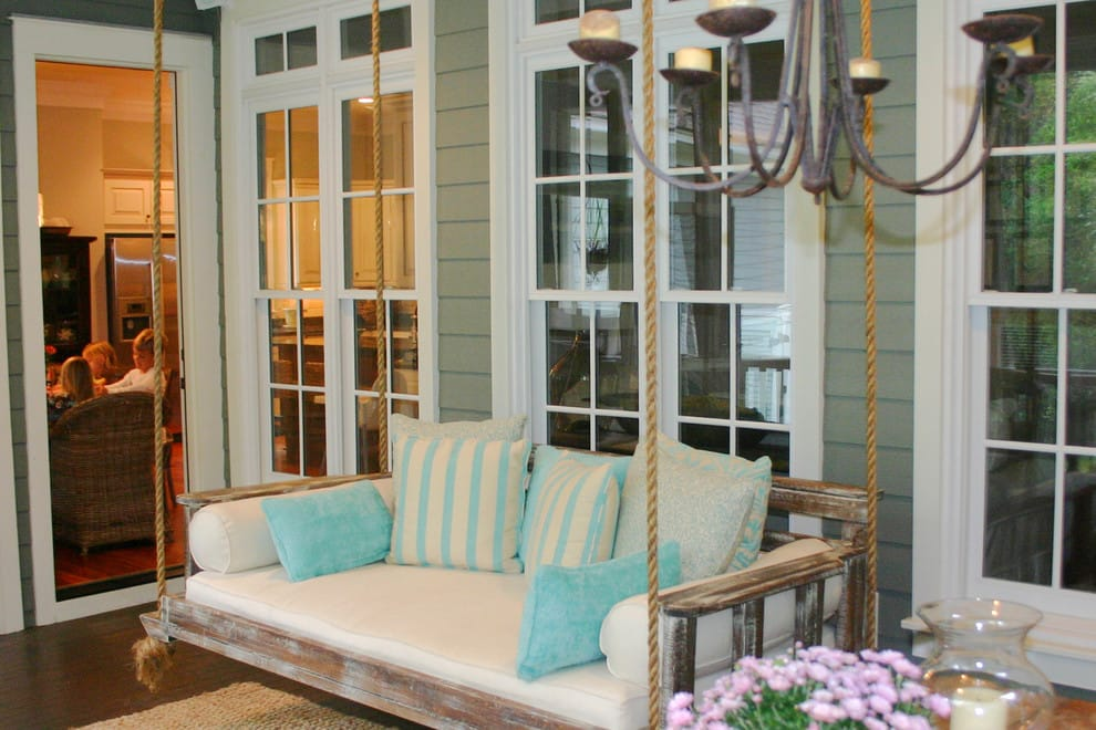 Best Vintage Porch Decor Ideas #16