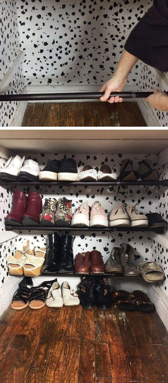 Budget Shoe Rack
