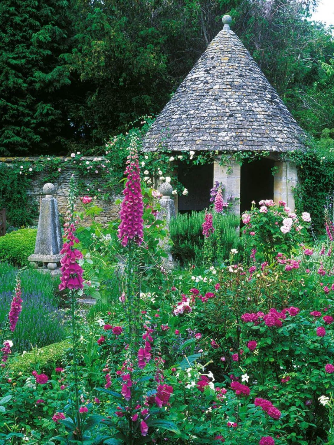 Best cottage style garden ideas for landscaping #18