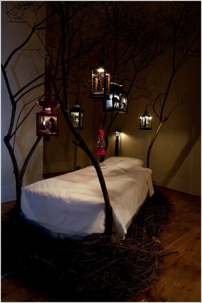 The Magical Dream-Land Tree Bed