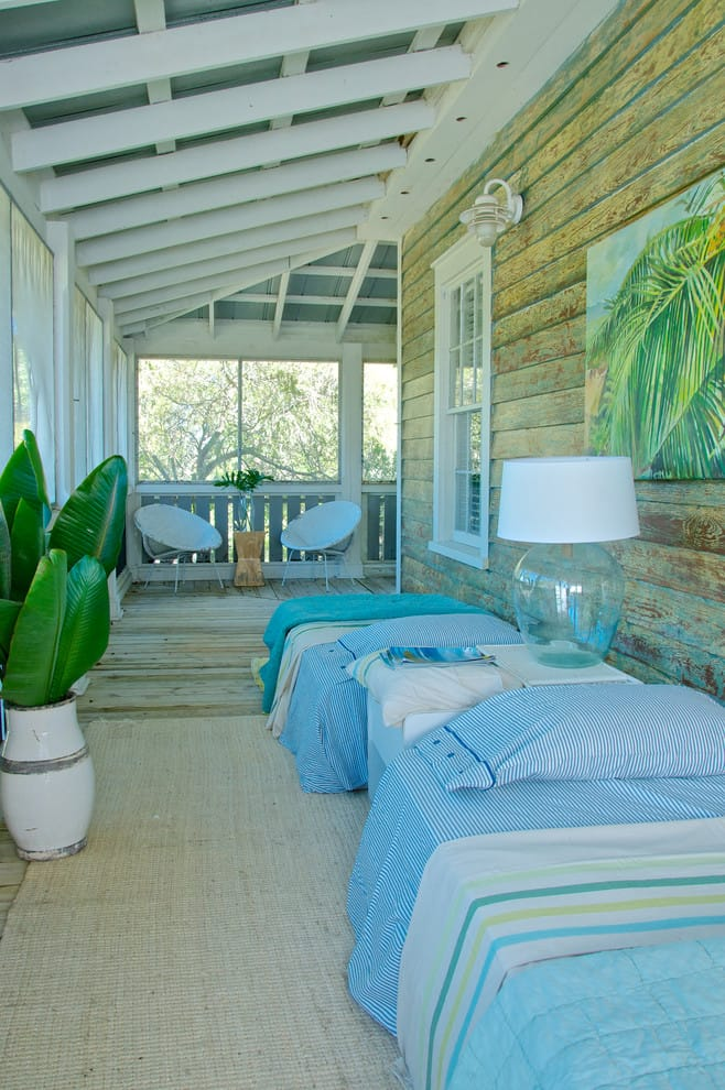 Best Vintage Porch Decor Ideas #19