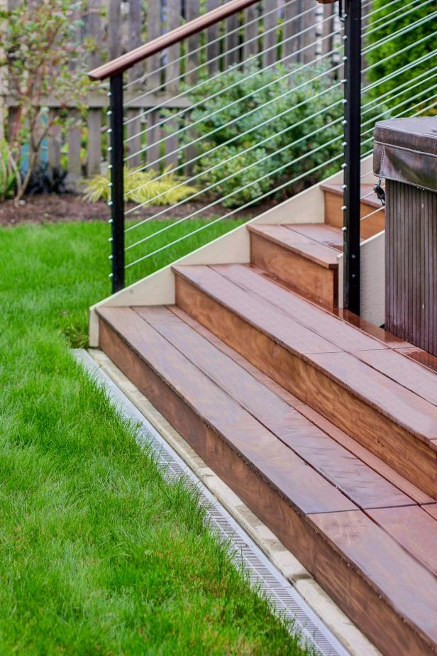 Unique DIY deck railing ideas and designs #2
