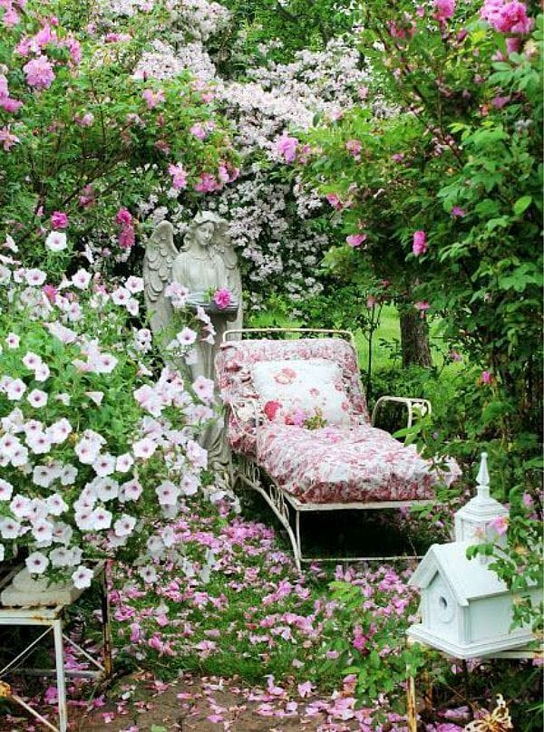Best cottage style garden ideas for landscaping #20