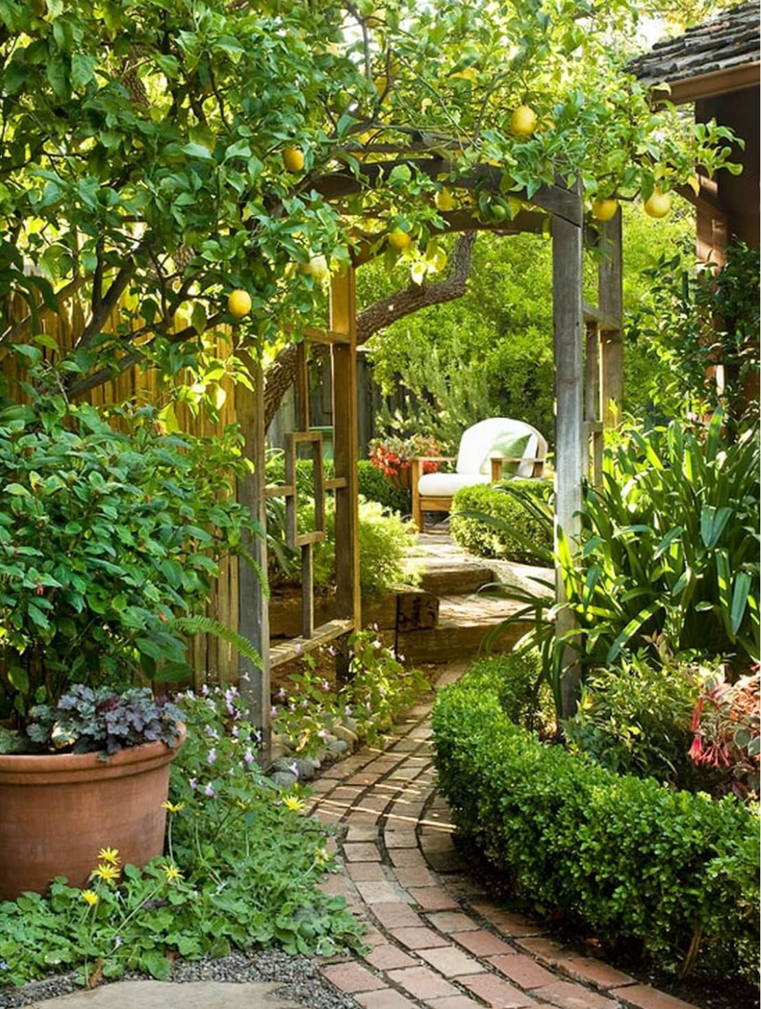 Best cottage style garden ideas for landscaping #21