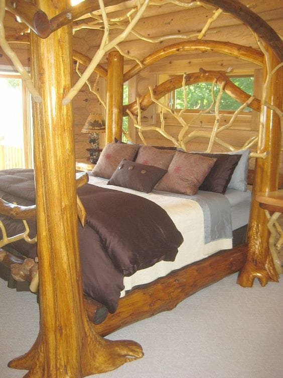 The Magical Luxury Tree Bed