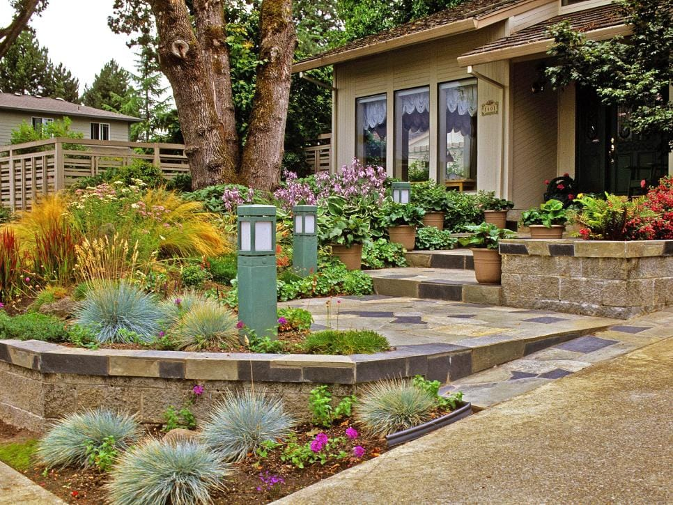 Best Front Yard Landscaping Ideas and Designs For Your House #24