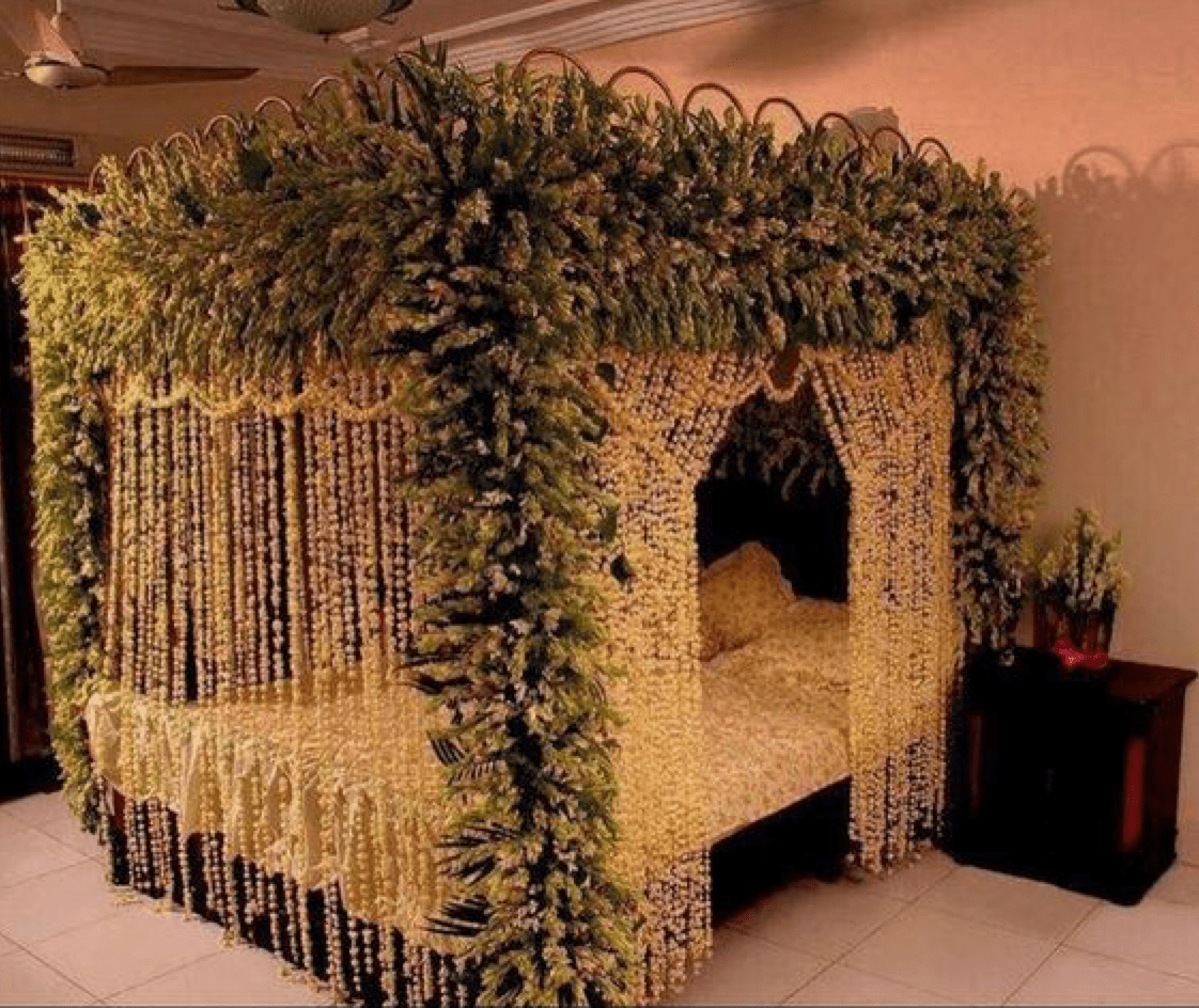 The Magical Honeymoon Tree Bed