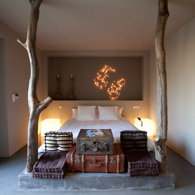 The Magical Treasure Tree Bed