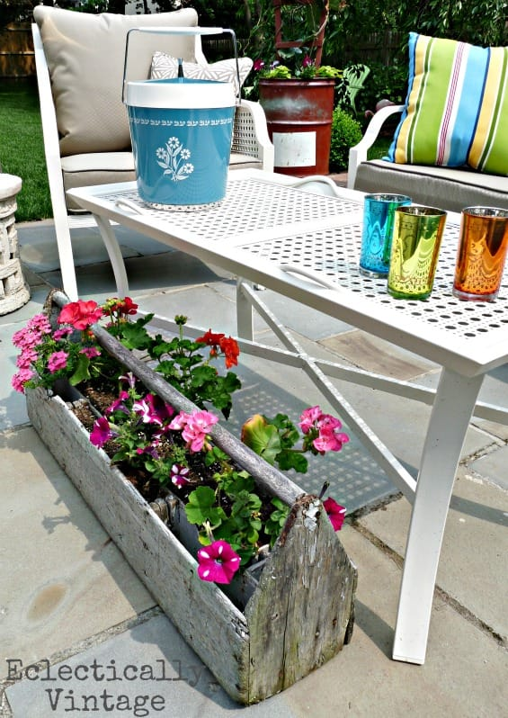 Best Vintage Porch Decor Ideas #3
