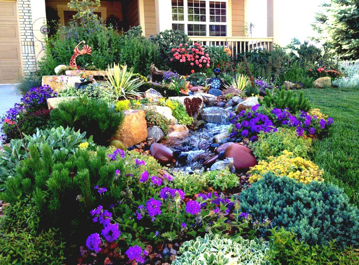 Best Front Yard Landscaping Ideas and Designs For Your House #32