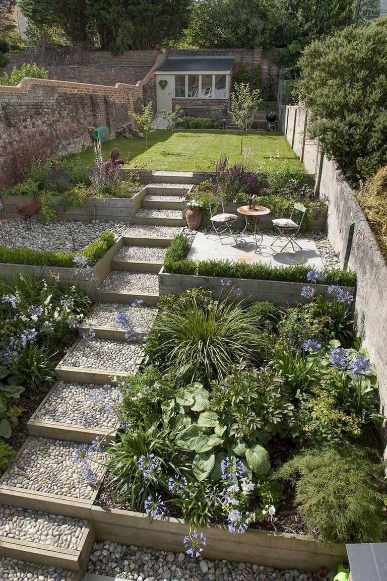 Best cottage style garden ideas for landscaping #30