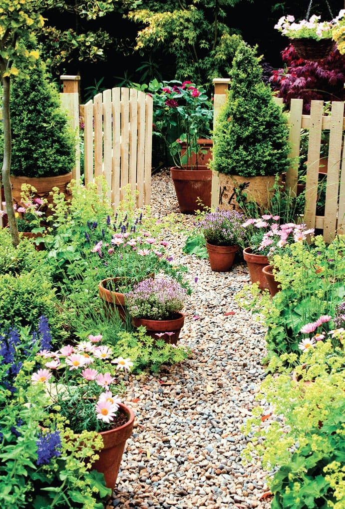 Best cottage style garden ideas for landscaping #4