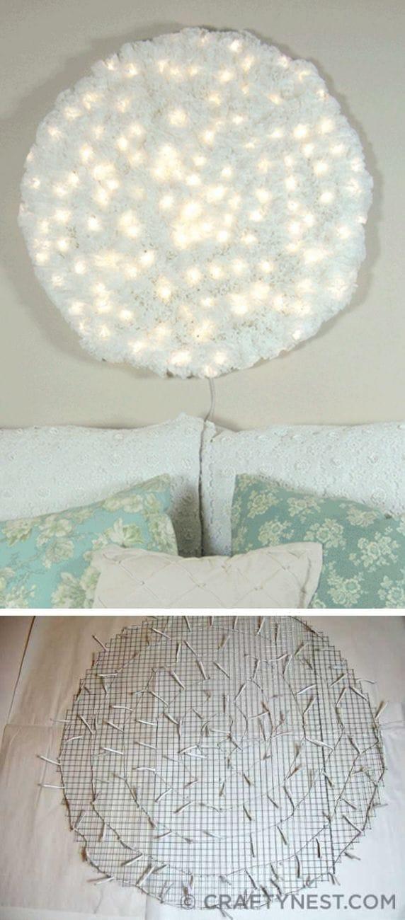 Snowball Wall Light